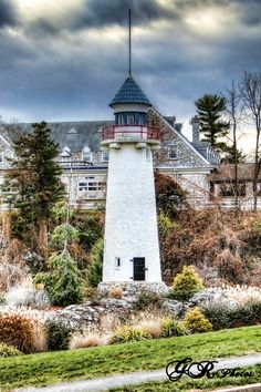 """HERSHEY LIGHTHOUSE"" There is so much to do in Hershey PA, Museums, Shows, Sports, Golf, Spas, Resorts, Gardens, Stadiums, and thats only outside the park!"