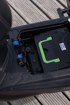 Batterie GREENWAY panasonic cells 60V 26 ah