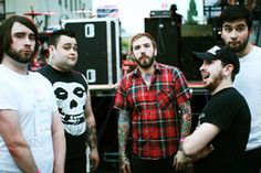 """Alexisonfire - hard rocking Canadians. """"Hey, It's your funeral mama!"""""""