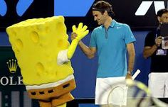 :) funny roger with spongebob :)