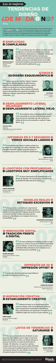 10 tendencias de diseño en marketing social