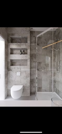 Architecture bathroom - Project Kiev, Lesi Ukrainki Ave , design of apartment, modern style, photo Bathroom Design Luxury, Modern Bathroom Design, Budget Bathroom, Small Bathroom, Bathroom Ideas, Organized Bathroom, Master Bathroom, Shower Cubicles, Toilet Design