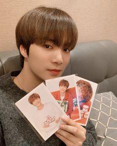 Nu'est Jr, Fandom, Jonghyun, Kim Yugyeom, Nu Est, Fans Cafe, Polaroid Film, Youtube, Youtubers
