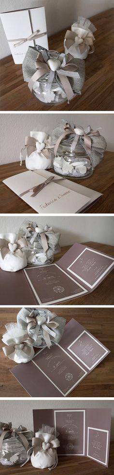 Partecipazioni nozze eleganti #wedding