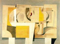 Ben Nicholson (1894-1982) Abstract Painters, Abstract Art, Modern Art, Contemporary Art, Surface Art, Classic Artwork, American Artists, British Artists, Italian Artist