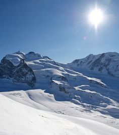 Zermatt eo Matterhorn: Caminhadas para as alturas