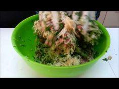 Badadez Köftesi (Kıbrıs Yemekleri) - YouTube
