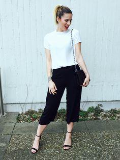 more on badgalrozay.blogspot.de #culottes #streetstyle #fashionblogger #stuttgart