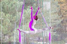Nicole Pearson - Aerial Silks