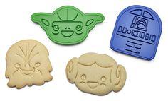 Star Wars Rebel Friends Cookie Cutters