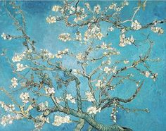 Vincent van Gogh, Almond branches in bloom, 1890