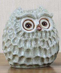 Elated Owl Figurine Just Love Mom And Too Cute