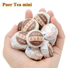 Find More Pu Er Tea Information about 5 Pieces/Lot China Puer Tea Mini 100% Natural Organic Puer Ripe Tea Health Care Food China Tea Yunnan Puerh tea Free Shipping,High Quality tea tree oil cream,China tea ornament Suppliers, Cheap teas tea cm from Ecological Tea House on Aliexpress.com