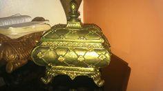 Cofre en ceramica