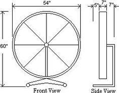Details About Cat Exercise Wheel Plan Ebay Wheels And Cats