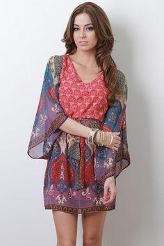 Moroccan Tale Dress
