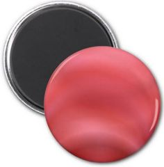 Red abstract 2 inch round magnet $3.85 *** Simple red abstract blur design *** red abstract - simple - design - red - blend - gradient - blur - curved - red design - abstract - background - button magnet