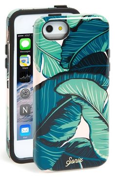 Sonix 'Beverly Hills' iPhone 5c Case Green Multi One Size