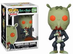 Have you seen this?? Rick and Morty - ... don't miss out http://www.collekt.co.uk/products/rick-and-morty-cornvelious-daniel-with-mulan-sauce-334?utm_campaign=social_autopilot&utm_source=pin&utm_medium=pin #Funko #funkopop #Funkouk