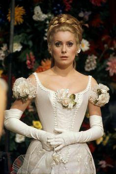 "Gods and Foolish Grandeur: The loving, tragic Marie - Catherine Deneuve in ""Mayerling"", 1968"
