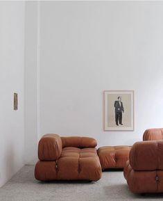 Home Decor Living Room Camaleonda sofa designed by Mario Bellini.Home Decor Living Room Camaleonda sofa designed by Mario Bellini Quirky Home Decor, Natural Home Decor, Indian Home Decor, Cheap Wall Decor, Cheap Home Decor, Dream Furniture, Furniture Design, Living Room Inspiration, Home Decor Inspiration