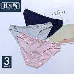 US $6.98 / lot  -45%  3 days left DULASI HOT Size M/L Cotton Briefs Seamless Cotton Breathable Panty Underwear Women Panties For Ladies' Cotton Sexy Briefs.