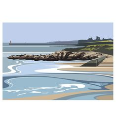 Ian.Mitchell.cullercoats Harbour