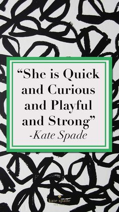Inspired By Kate Spade