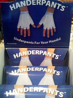 There Is also this thing called GLOVES!!!!