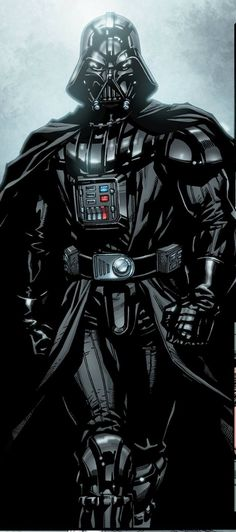 Darth Vader so sexy