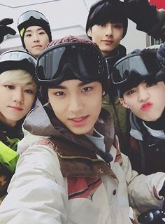 Seventeen | Mingyu, S.Coups, The8, Hoshi, Jun
