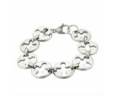 Miley Titanium Bracelet Perfect Fit, Bracelets, Pretty, Silver, Accessories, Jewelry, Jewels, Schmuck, Jewerly