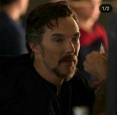 Sherlock Bbc, Benedict Cumberbatch Sherlock, Martin Freeman, Doctor Strange, Marvel Cinematic Universe, Nice Things, Penguin, Big Ben, Avengers