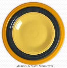 Dr. Dinnerware: 31 Fiesta Slate Combinations You'll Want to Use!