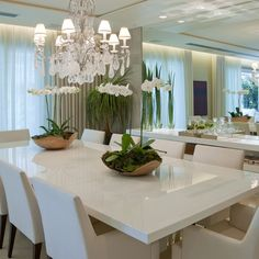 Dining room – Home Decor Designs Luxury Dining Room, Dining Room Design, Dining Room Furniture, Dining Room Table, Dining Area, Kitchen Dining, Dinner Room, Kitchen Remodel, Living Room Decor