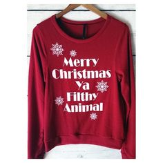 • Coming Soon • Need a conversation starter at that Christmas party this year? This sweatshirt is perfect! Cute and playful, soft red color. 36% cotton, 34% spun poly, 19% rayon, 11% polyester. PLEASE DO NOT purchase. Comment size below and I'll make a listing for you! Jennifer's Chic Boutique Tops Sweatshirts & Hoodies
