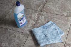 Amor pela casa + Dicas de como limpar e cuidar do seu piso de cerâmica