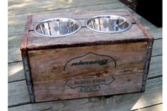 11 Awesome DIY Dog Bowls And Food Containers   Shelterness