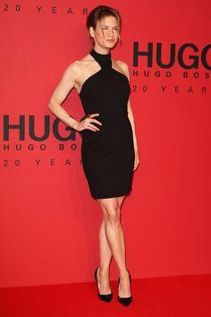 Renee Zellweger Photos: Hugo By Hugo Boss Arrivals - Mercedes-Benz Fashion Week Autumn/Winter 2013/14