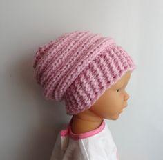 Kids winter hat Photo Prop Hat Newborn Hipster Hat by Ifonka