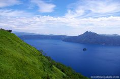 Lake Mashu in Hokkaido is probably the most beautiful lake in all of Japan.