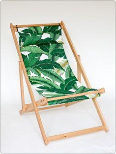 tropical palm frond/banana leaf-inspired decor via Haskell Harris @magpiebyhaskellharris.blogspot.com