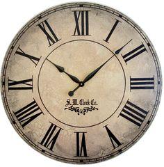 "Grand Gallery 30"" Wall Clock – Klocktime"