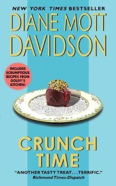 Crunch Time      (Goldy Schulz, book 16)    by    Diane Mott Davidson