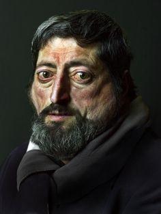 Pierre Gonnord  Senen, Galicia series, 2009