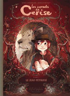 Les carnets de Cerise Tome 1  http://www.decitre.fr/