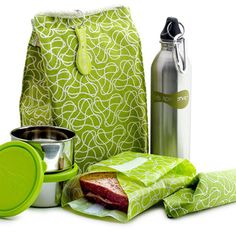 U Konserve Squiggle Waste-Free Lunch Kit