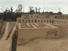 Preexistencias en Museo de Sitio Pachacamac por Llosa Cortegana Arquitectos. Fotografía © Juan Solano.