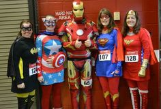 Image result for superheroes halloween costumes for work teams 2017