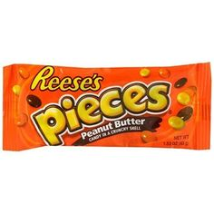 BUY IN BULK, HALLOWEEN CANDY:   Reese's Pieces Peanut Butter Candies, 1.53-Ounce Packets (Pack of 36) by Reese's, http://www.amazon.com/dp/B000IXUK5E/ref=cm_sw_r_pi_dp_m.b-rb027SD57